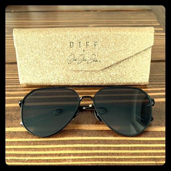 cf8e8c22ca8ae Diff Eyewear Accessories - DIFF Aviator Sunglasses by Jessie James Decker